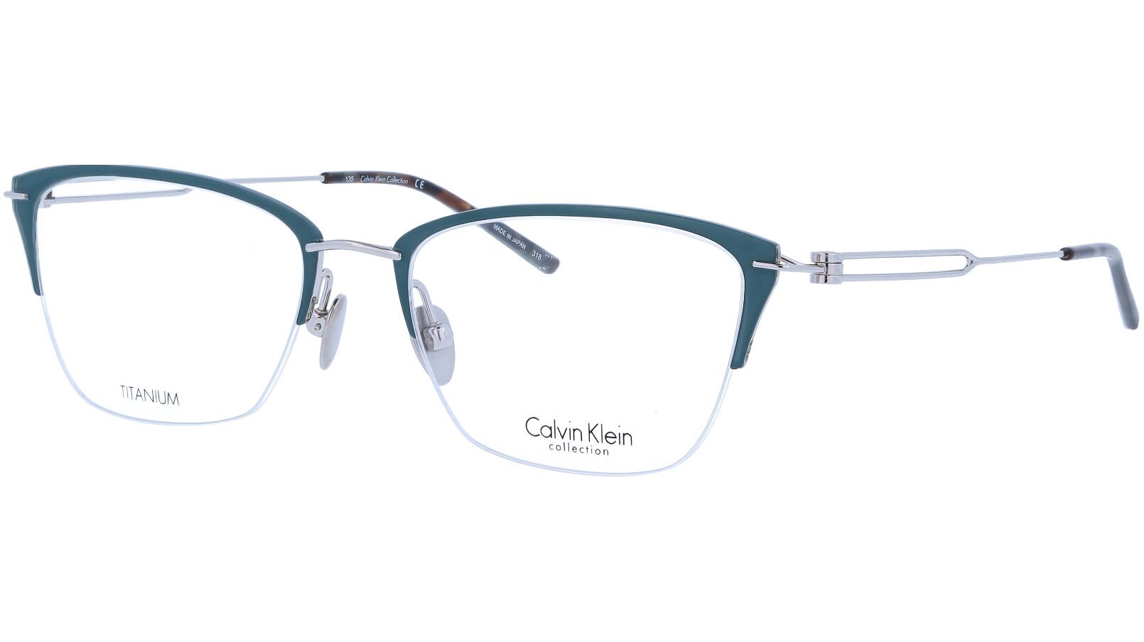 CALVIN KLEIN CK8065 406 52 BLUE Glasses