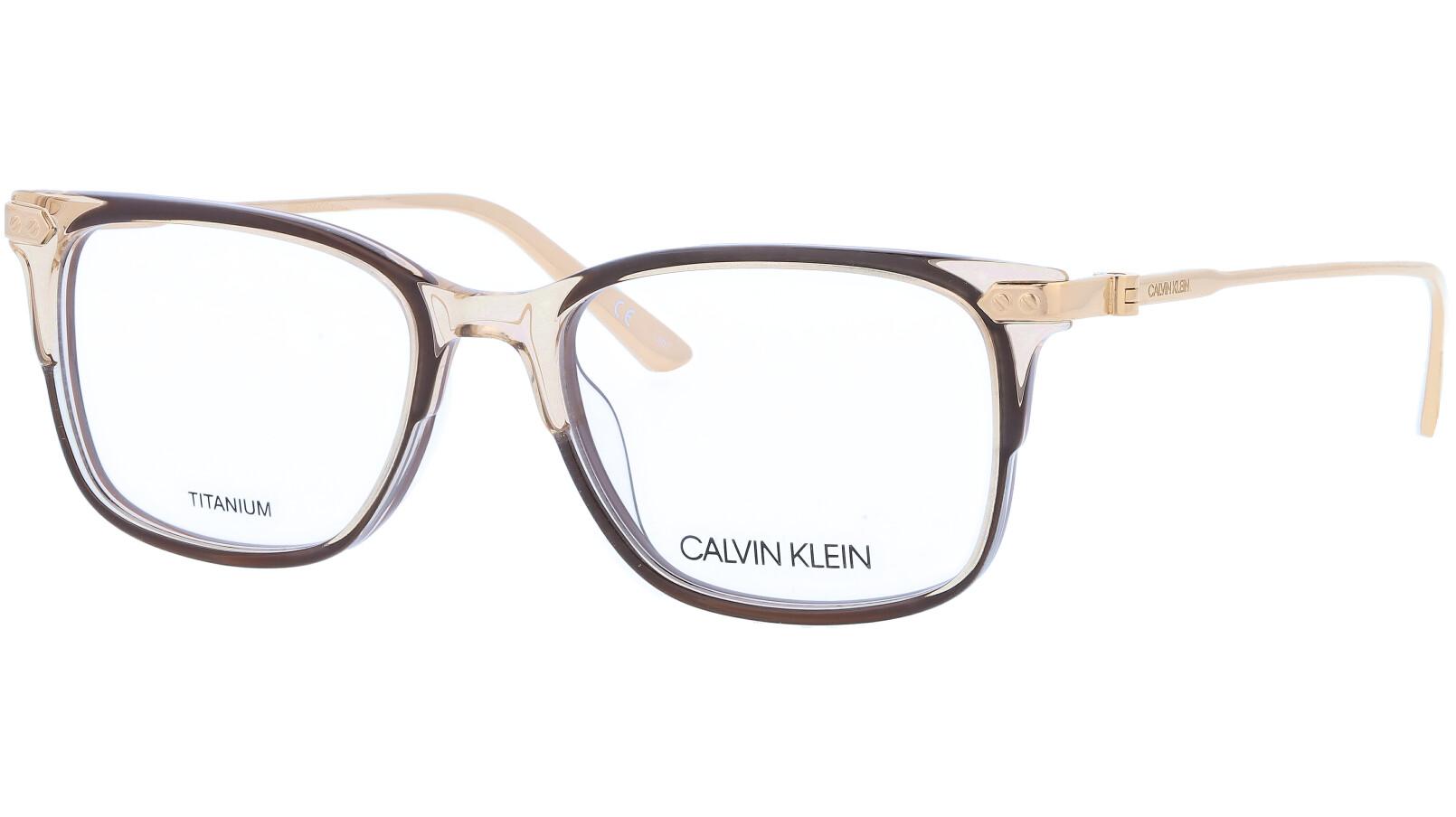 CALVIN KLEIN CK18704 272 51 CRYSTAL BEIGE Glasses