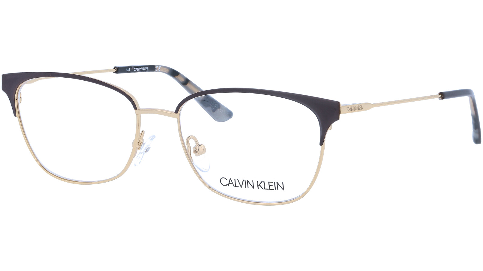 CALVIN KLEIN CK18108 200 50  BROWN Glasses