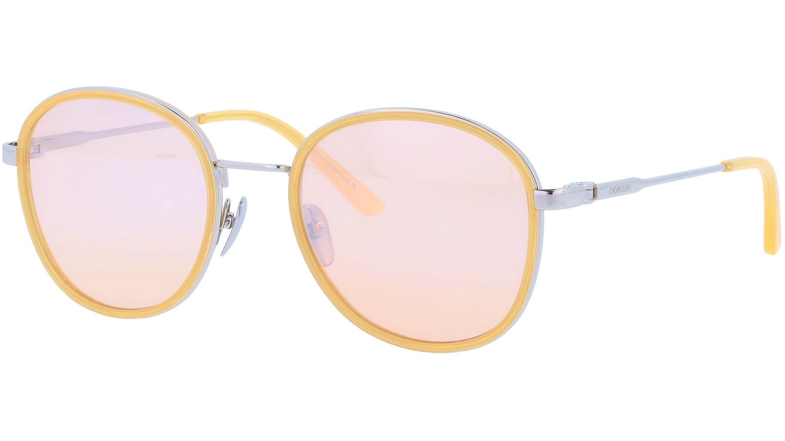 CALVIN KLEIN CK18101S 870 52 PINK Sunglasses
