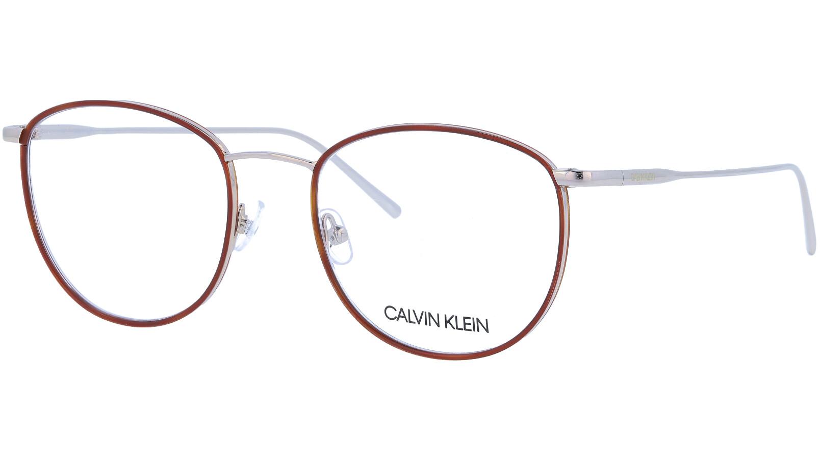 Calvin Klein CK5469 714 52  SilverY Glasses
