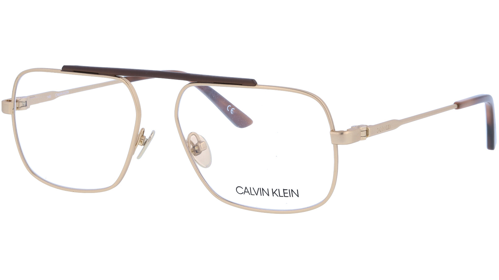 CALVIN KLEIN CK18106 717 55  GOLDEN Glasses