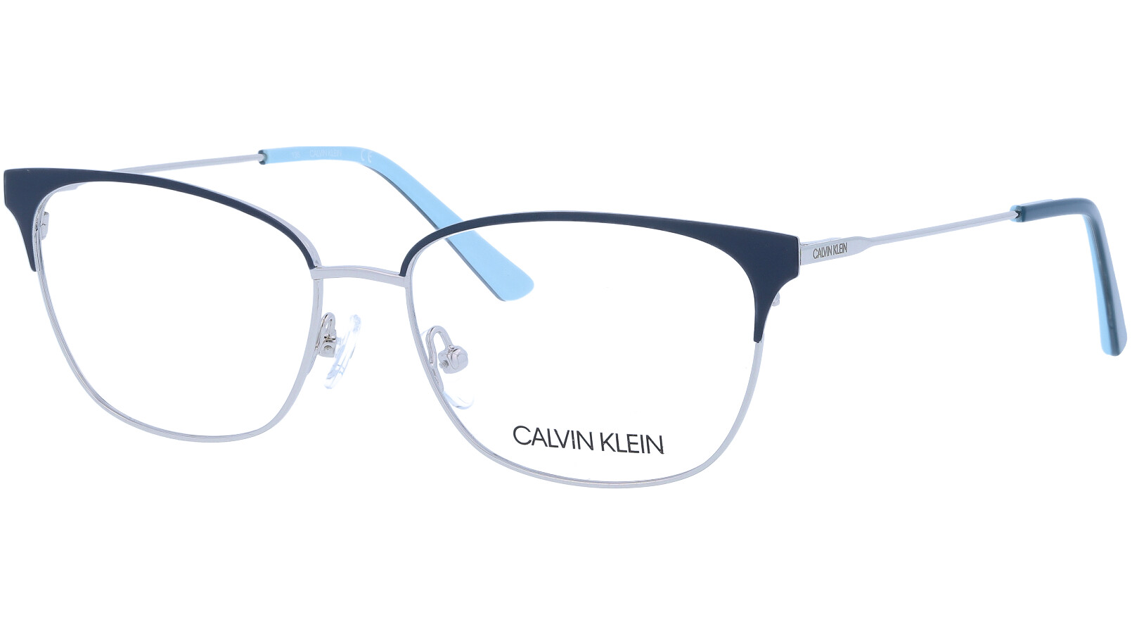 CALVIN KLEIN CK18108 430 52  BLUE Glasses