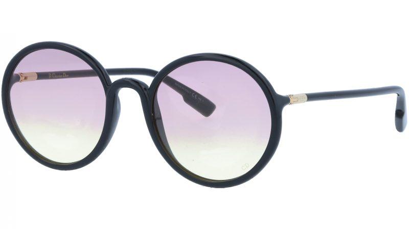 Dior SoStellaire2 807VC 52 Black Sunglasses