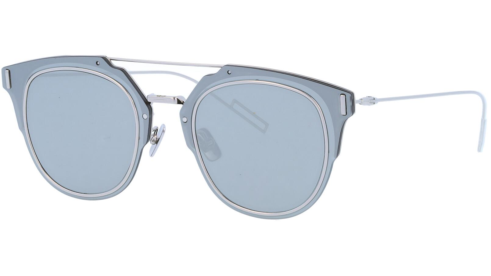 Dior COMPOSIT1.0 0062K 62 Black Sunglasses