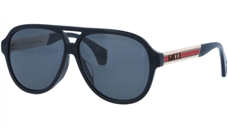 GUCCI GG0463SA 002 59 BLACK Sunglasses