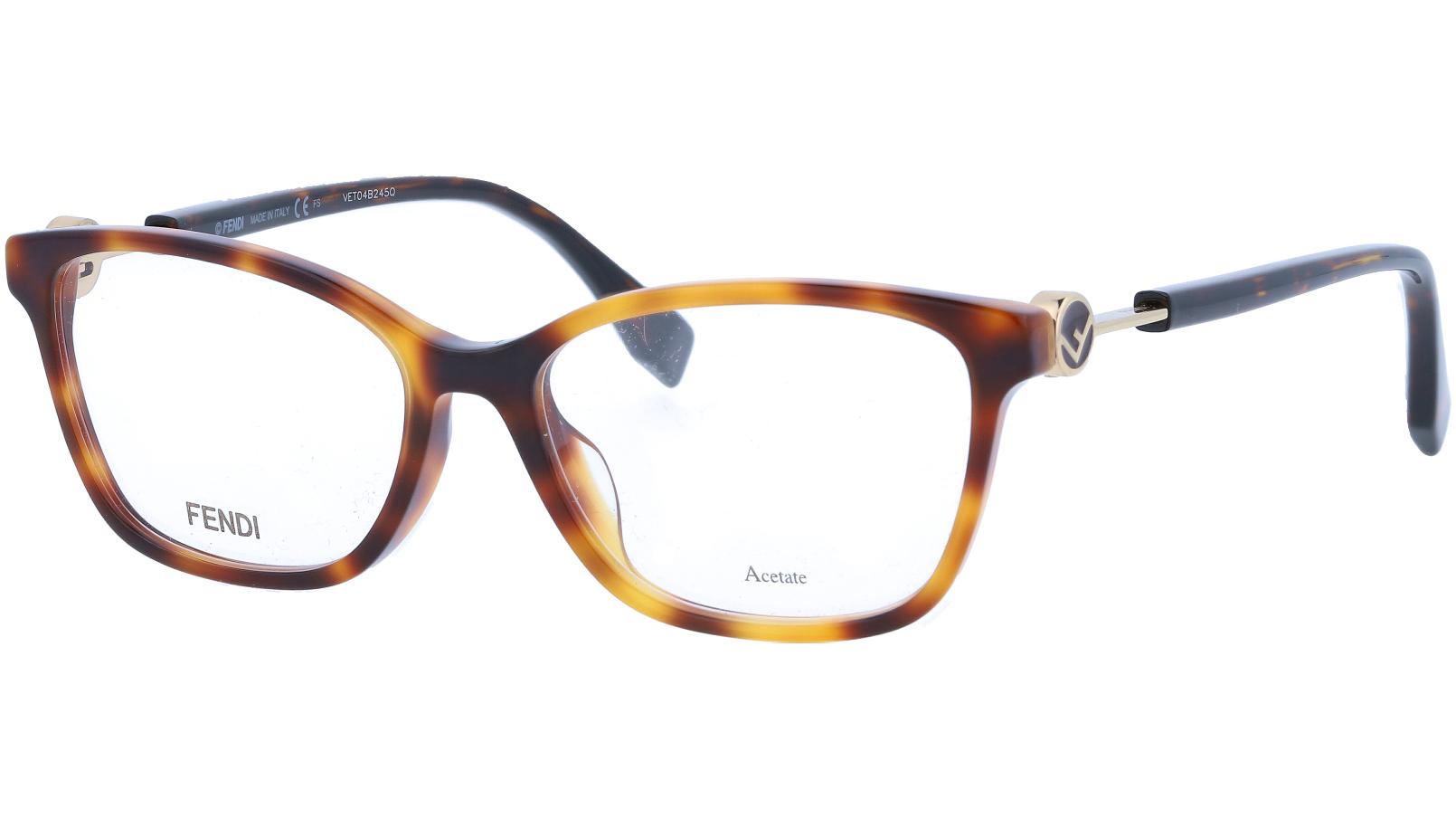 FENDI FF0363/F 086 53 DARK Glasses