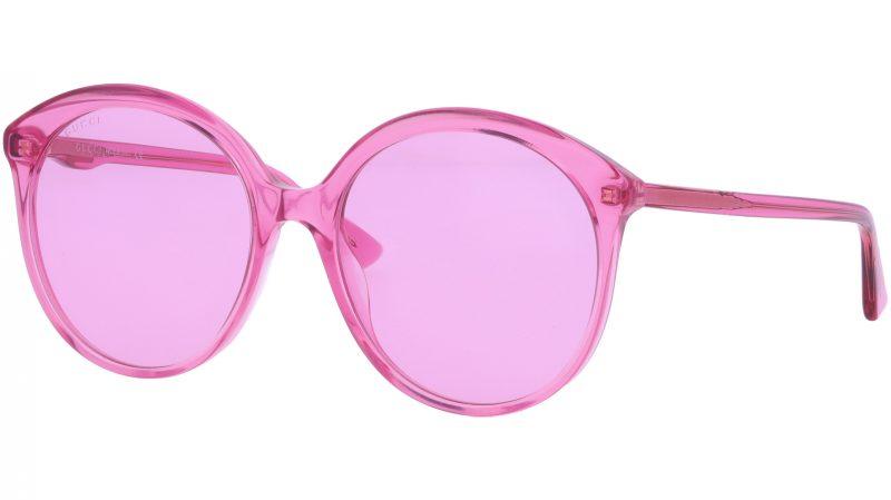 GUCCI GG0257S 005 59 FUCHSIA Sunglasses