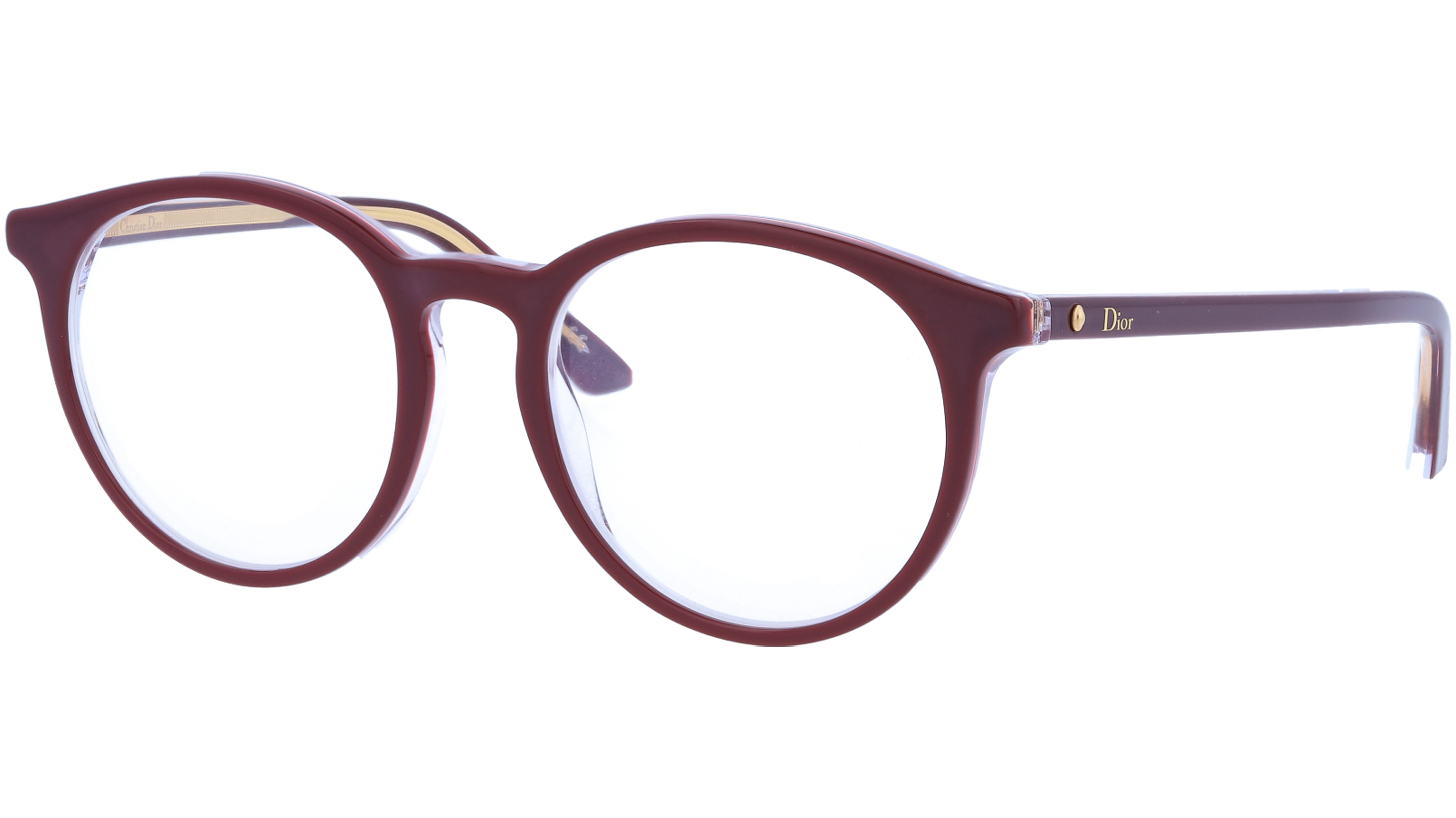 Dior MONTAIGNE15 MVG 50 BurgunDY Glasses