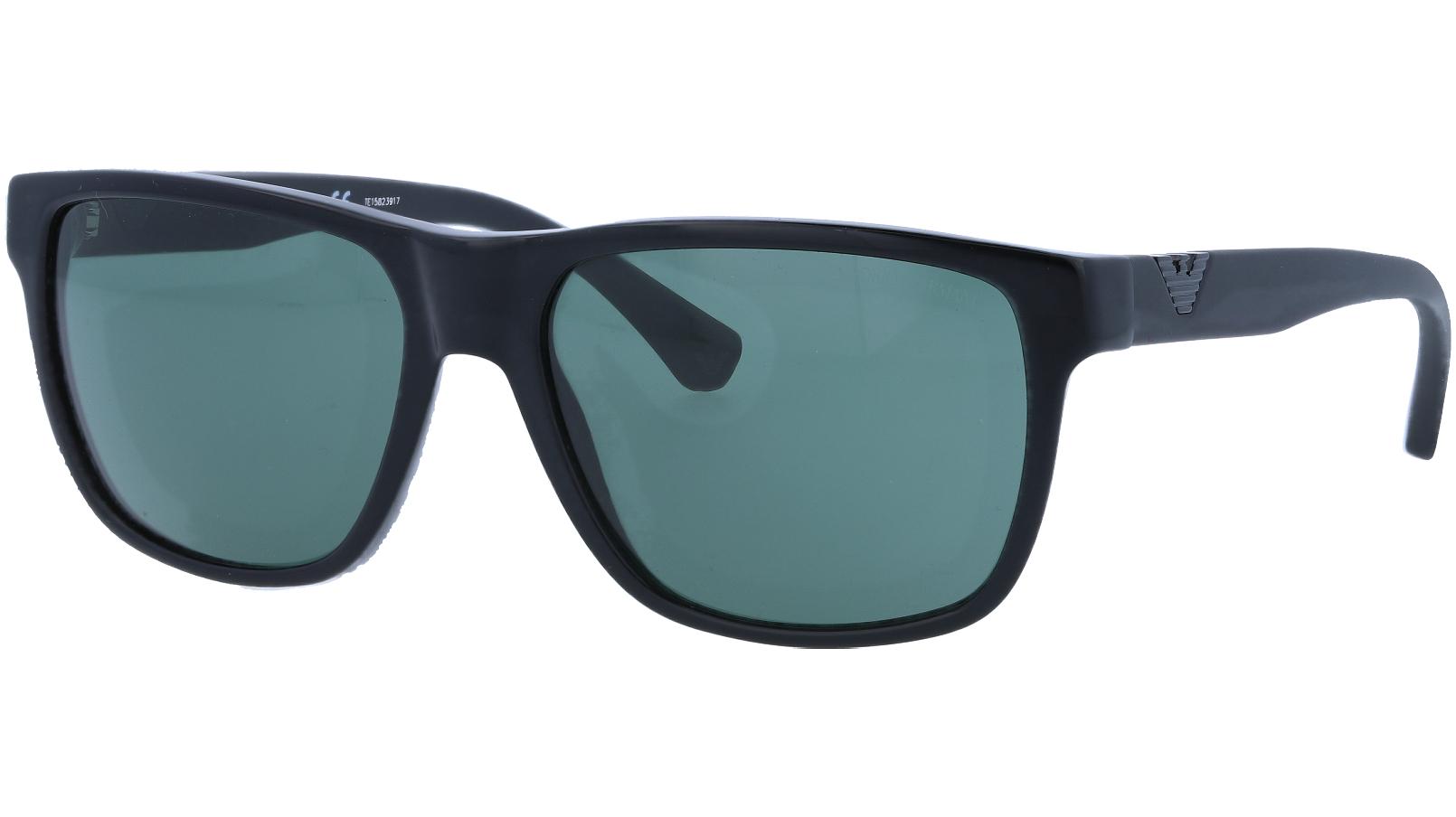 EMPORIO ARMANI EA4035 501771 58 BLACK Sunglasses