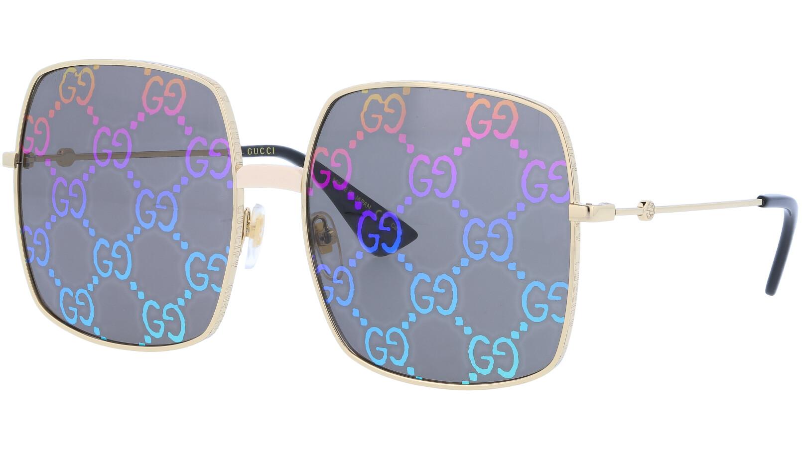 GUCCI GG0414S 002 60 GOLD Sunglasses