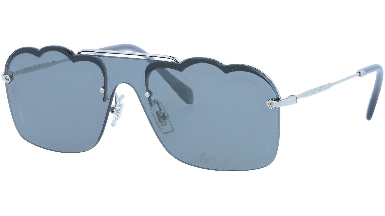 MIU MIU MU55US 1BC175 54 Grey Sunglasses