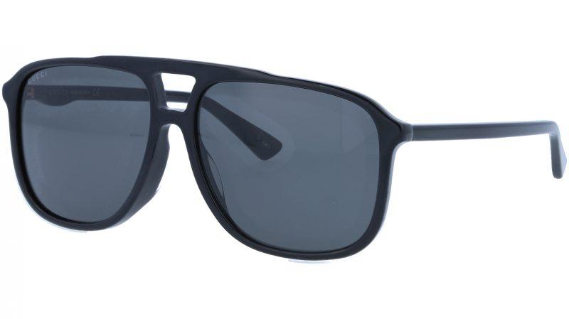 GUCCI GG0262SA 001 60 BLACK Sunglasses