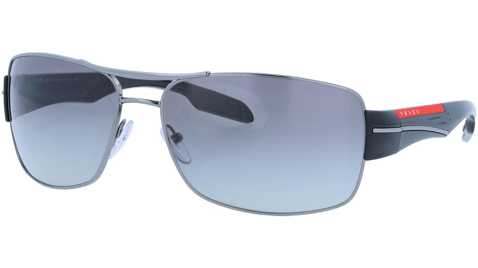 Prada Linea Rossa PS53NS 5AV3M1 65 NICKEL Sunglasses