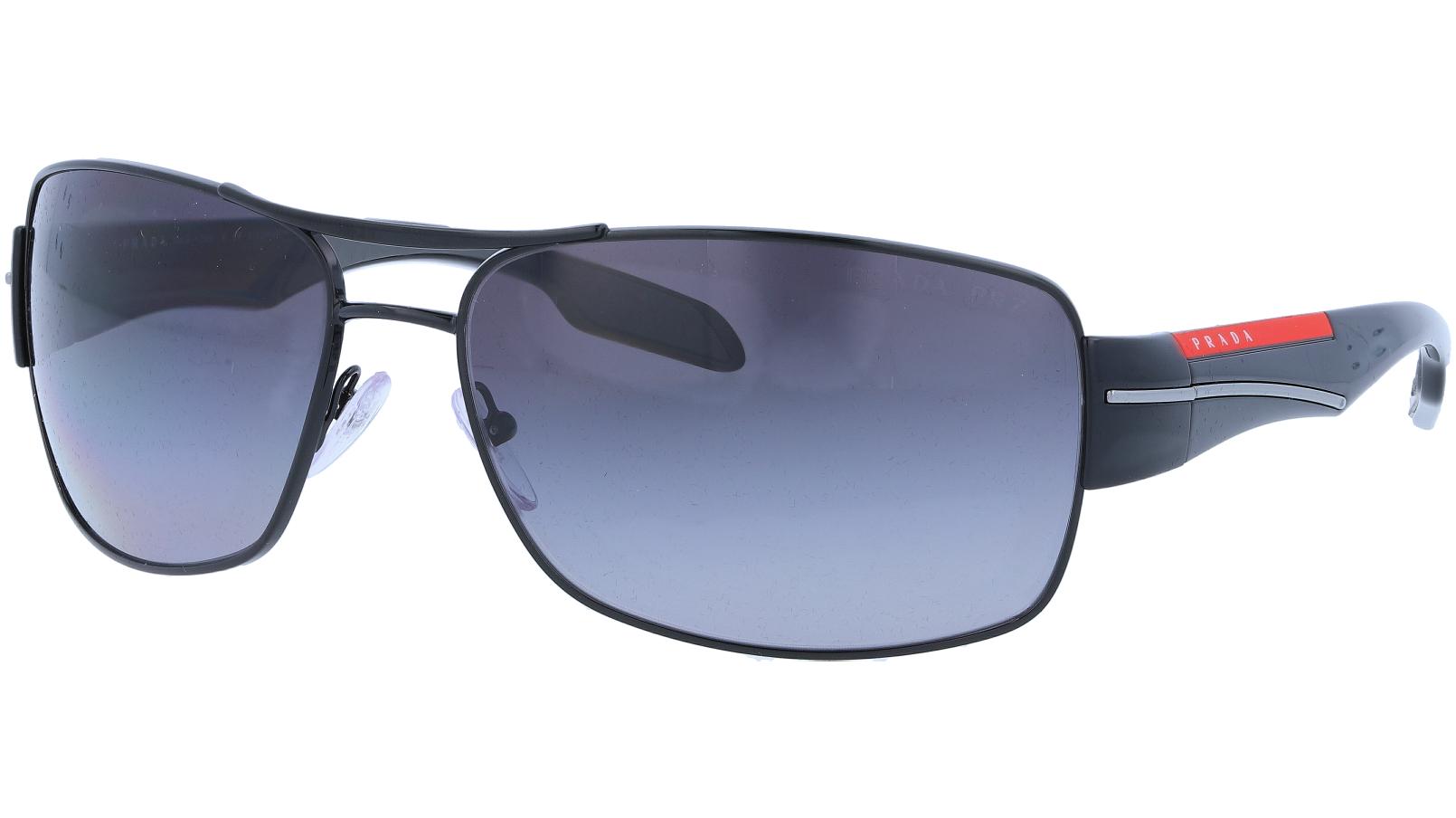 Prada Linea Rossa PS53NS 7AX5W1 65 Black Sunglasses