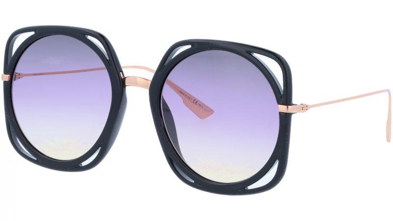 Dior DIRECTION 26S0D 56 Black Sunglasses