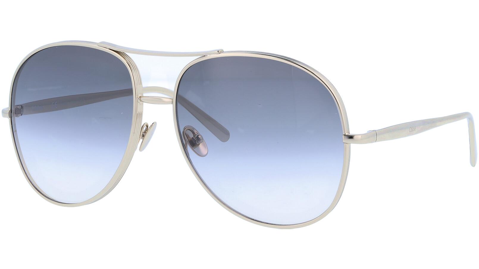 CHLOE CE127S 744 61 GOLD Sunglasses