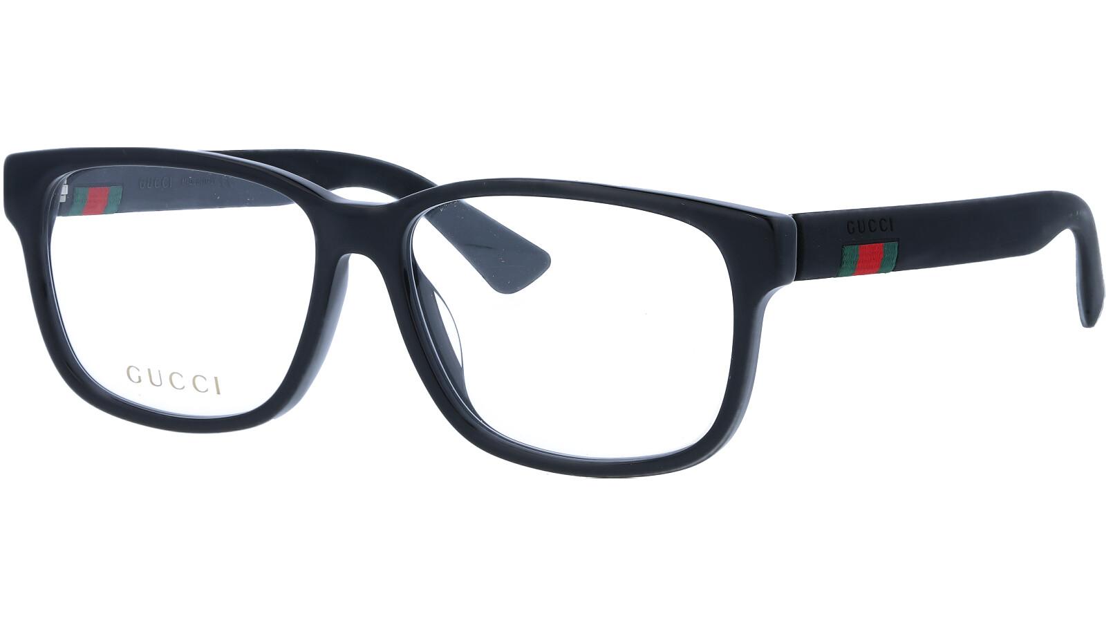 GUCCI GG0011OA 001 56 BLACK Glasses