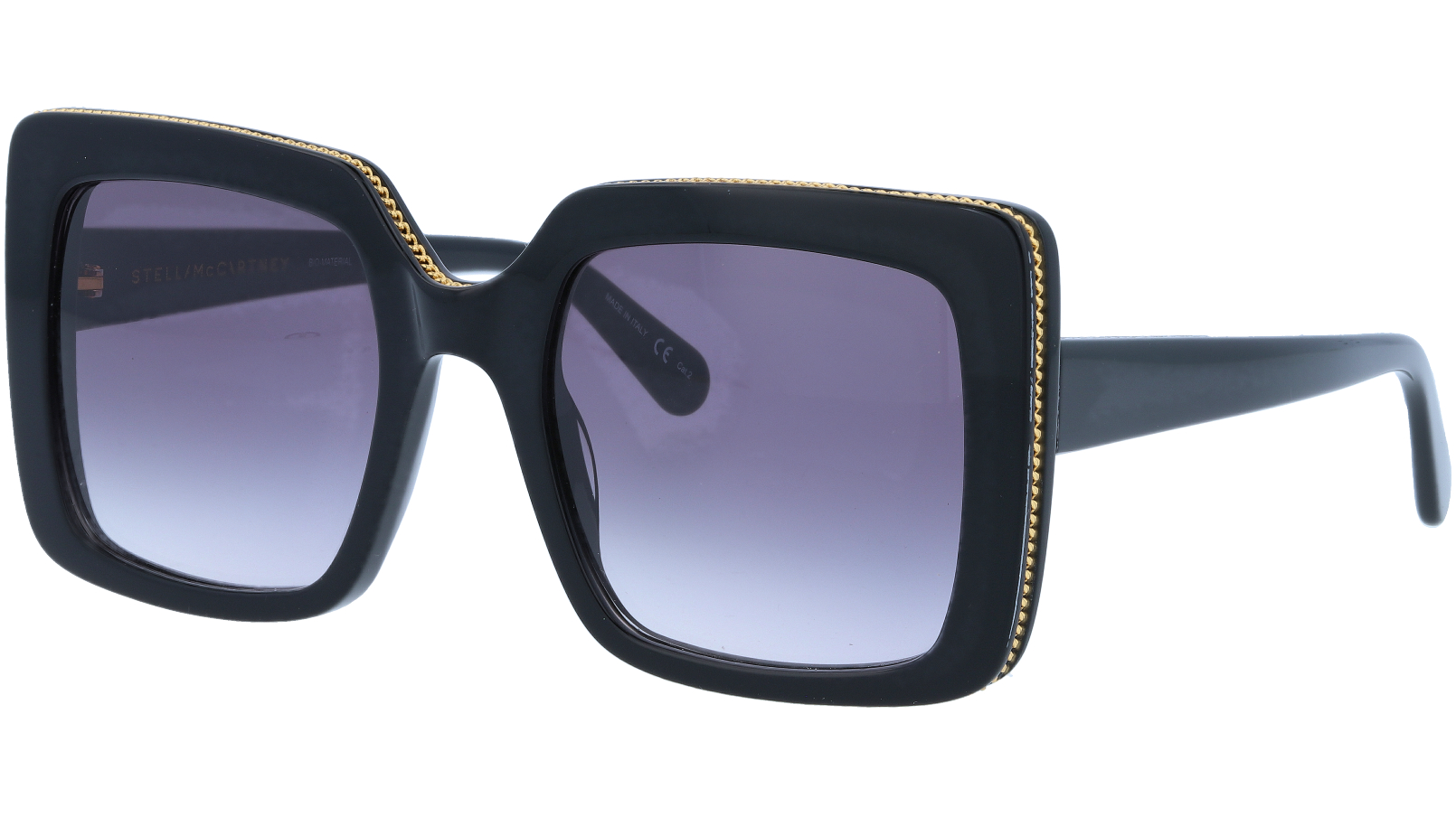STELLA MCCARTNEY SC0093S 001 53 BLACK Sunglasses