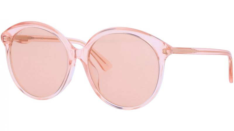 GUCCI GG0257SA 006 59 ORANGE Sunglasses