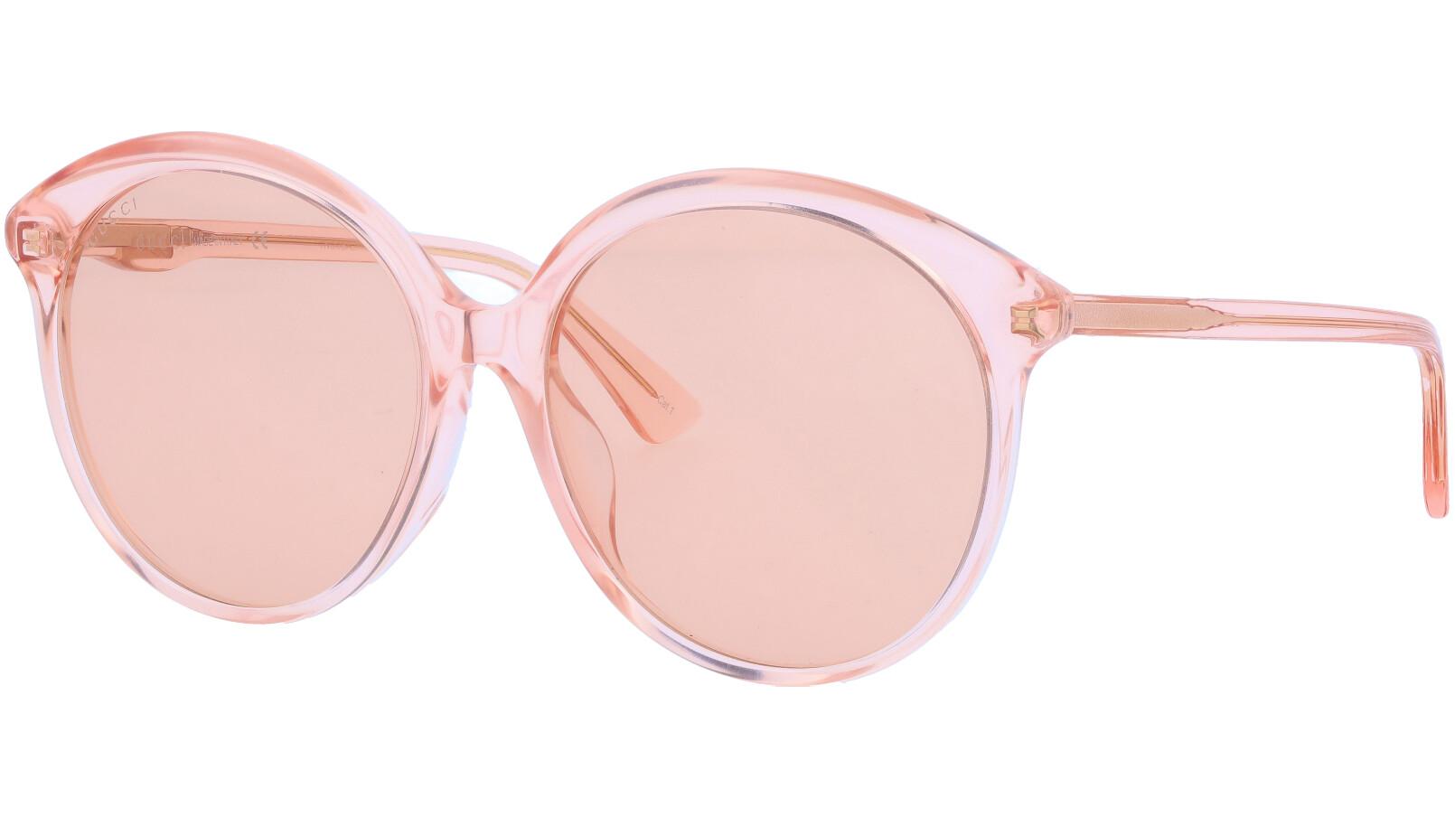 GUCCI GG0257SA 006 59 ORANGE Sunglasses