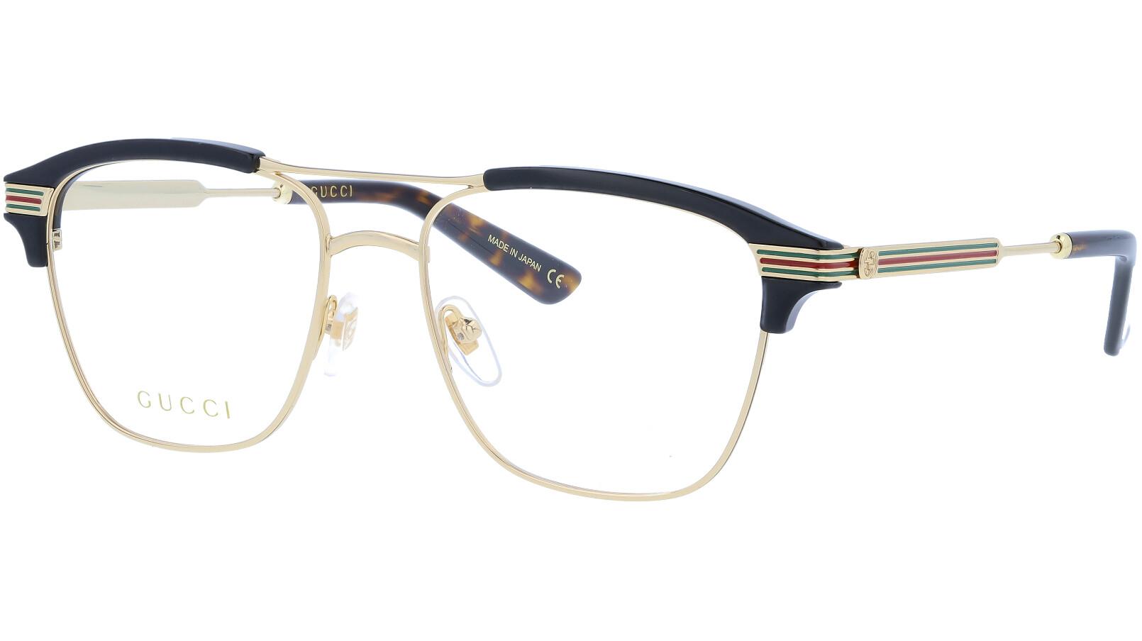 GUCCI GG0241S 002 54 GOLD Sunglasses