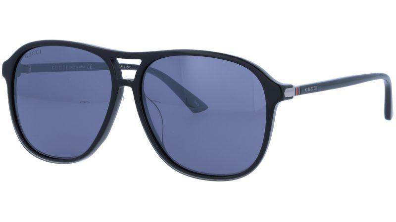 GUCCI GG0016SA 001 59 BLACK Sunglasses
