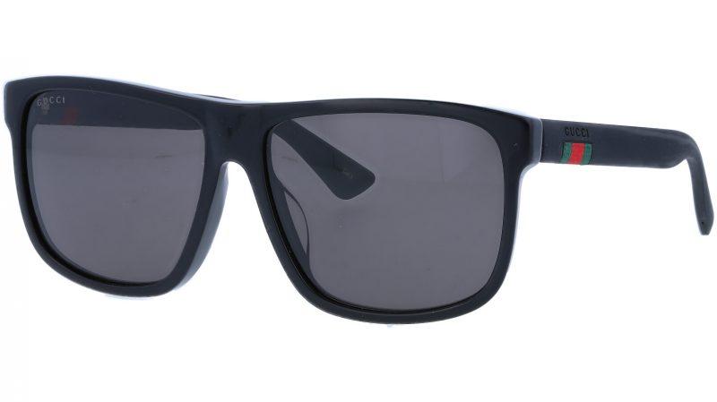 GUCCI GG0010SA 001 59 BLACK Sunglasses