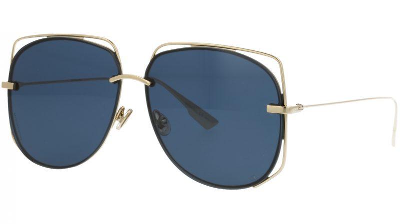 Dior Stellaire6 J5GA9 61 Gold Sunglasses