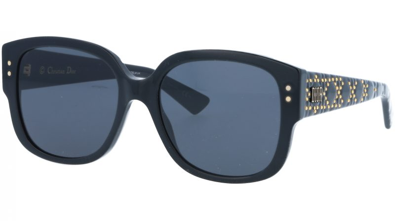 Dior LADYDiorSTUDS 8072K 54 Black Sunglasses