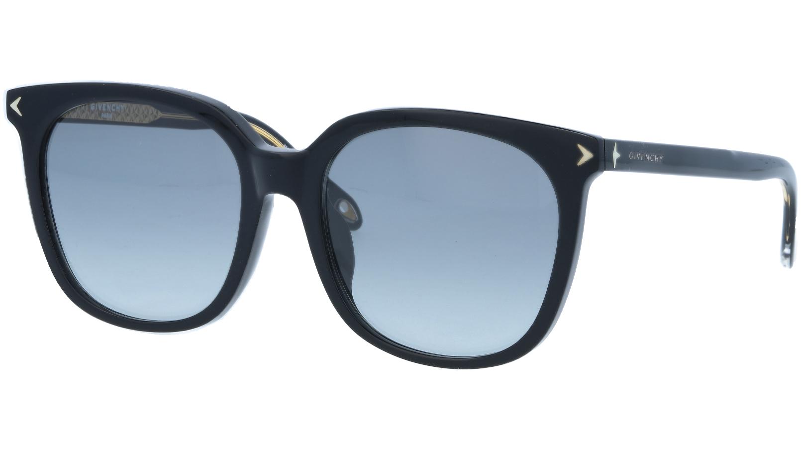 Givenchy GV7085FS 80790 56 Black Sunglasses