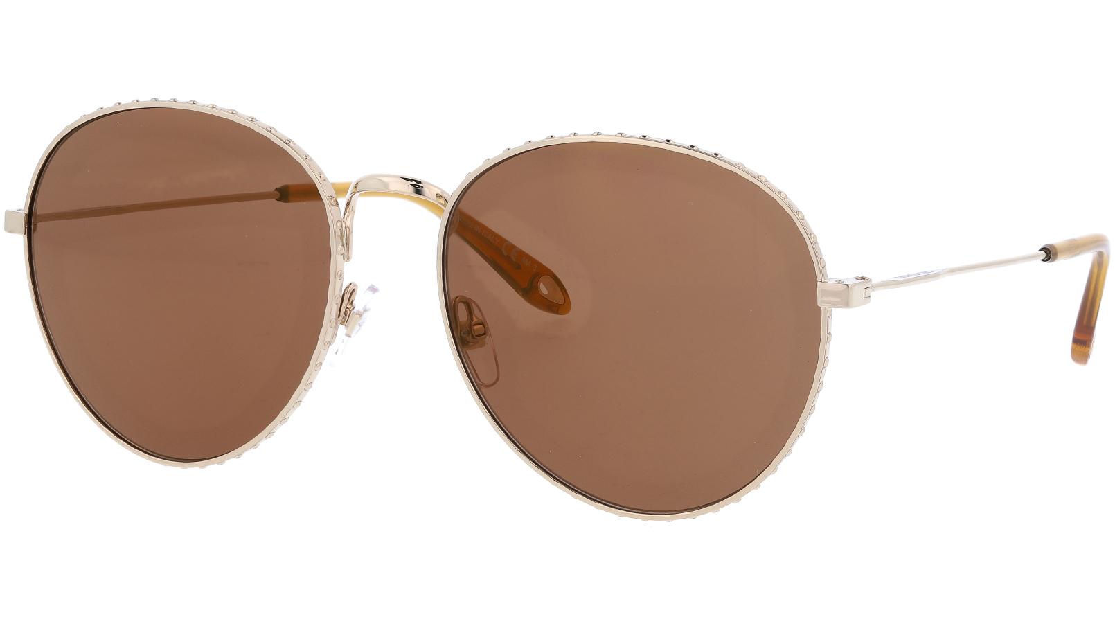GIVENCHY GV7089S PEFMT 60 GOLD Sunglasses