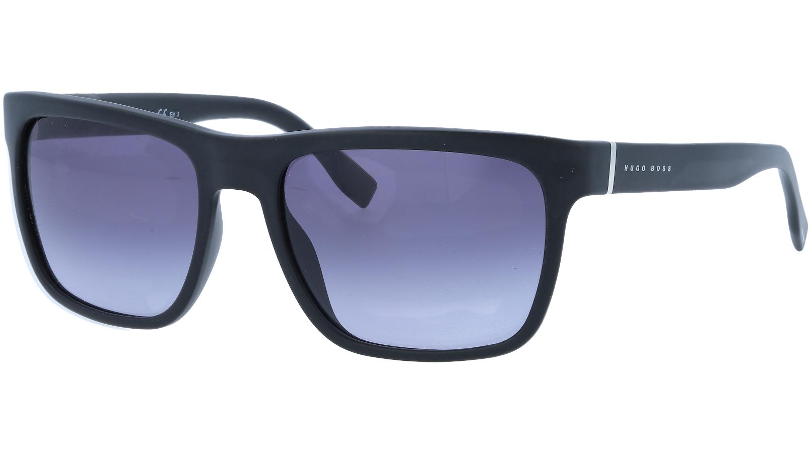 Hugo Boss BOSS0727NS 00390 56 Matt Sunglasses