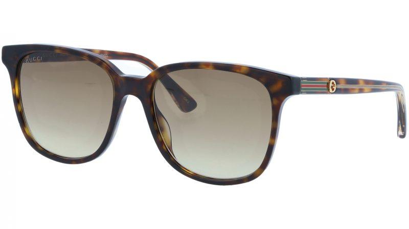 GUCCI GG0376S 002 54 HAVANA Sunglasses