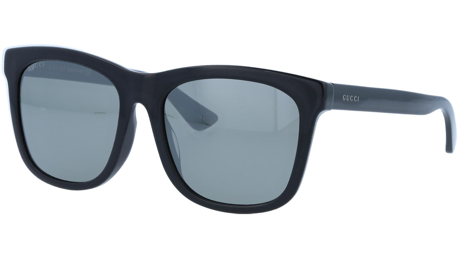 GUCCI GG0057SK 001 56 BLACK Sunglasses