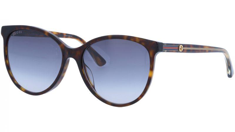 GUCCI GG0377SK 002 57 HAVANA Sunglasses