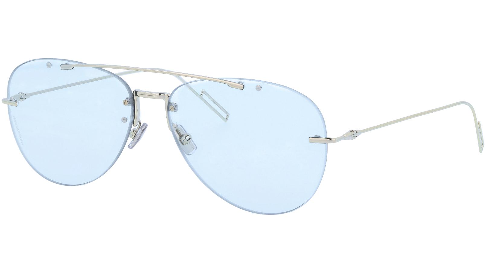 Dior CHROMA1F 010OT 62 Palladium Sunglasses