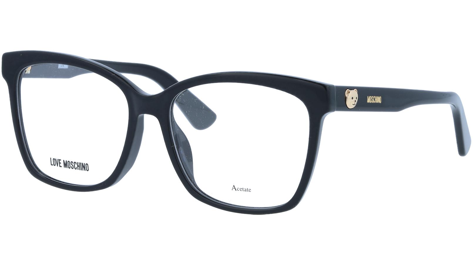 MOSCHINO MOS539F 807 54 BLACK Glasses