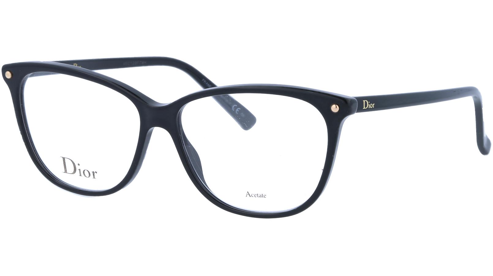 Dior CD3270 807 53 Black Glasses
