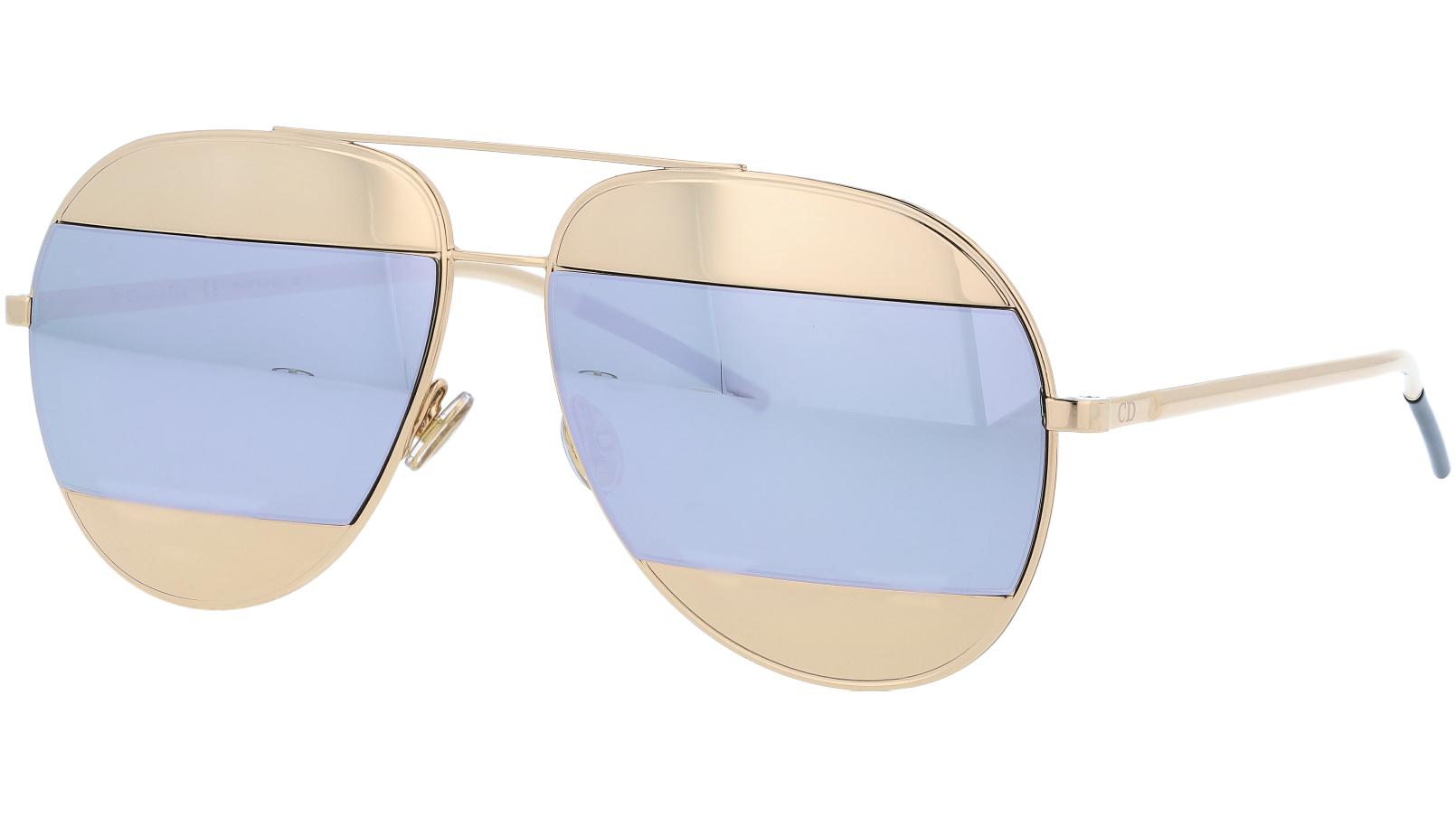 DIOR DIORSPLIT1 000DC 59 ROSE Sunglasses