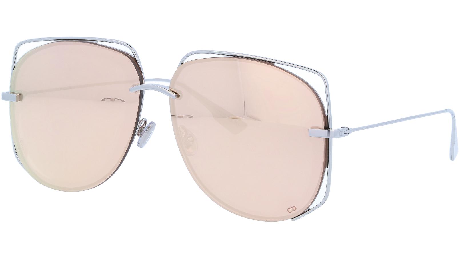 Dior Stellaire6 DDBVC 61 Gold Sunglasses