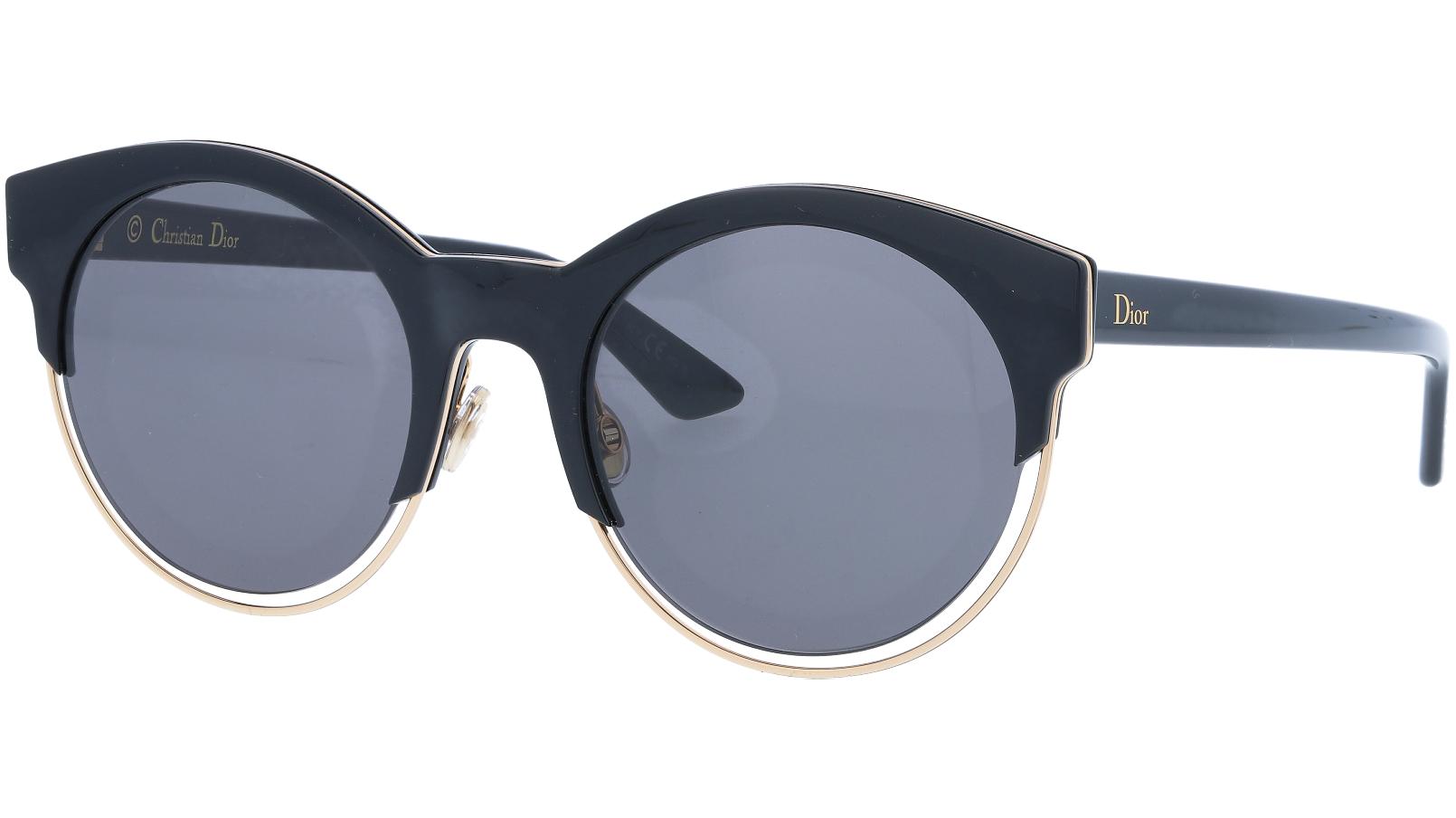 Dior SIDERAL1 J6CKU 53 Blue Sunglasses