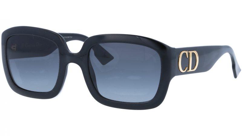 Dior DDior 8079O 54 Black Sunglasses