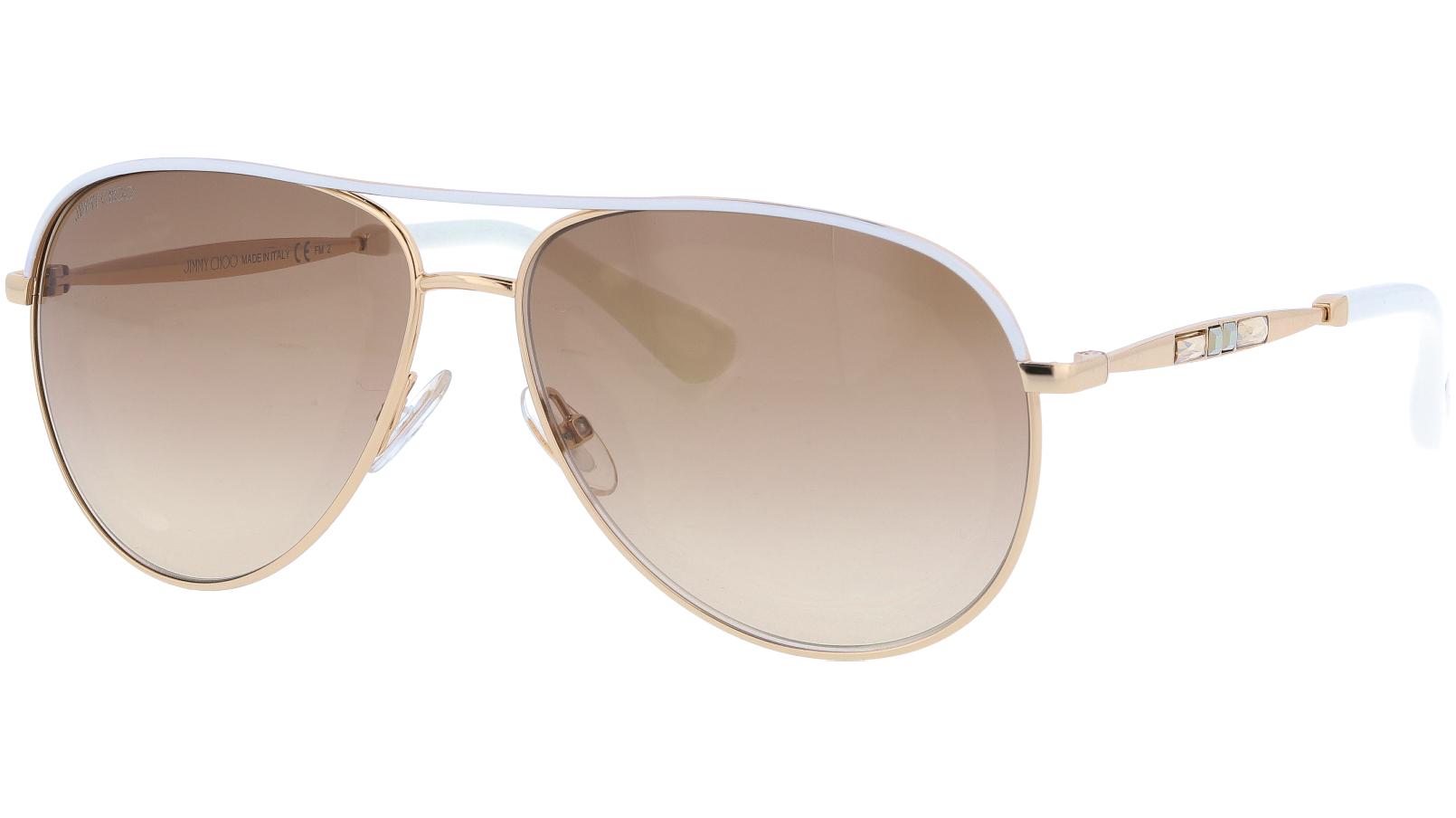 JIMMY CHOO JEWLYS 150S1 58 ROSE Sunglasses