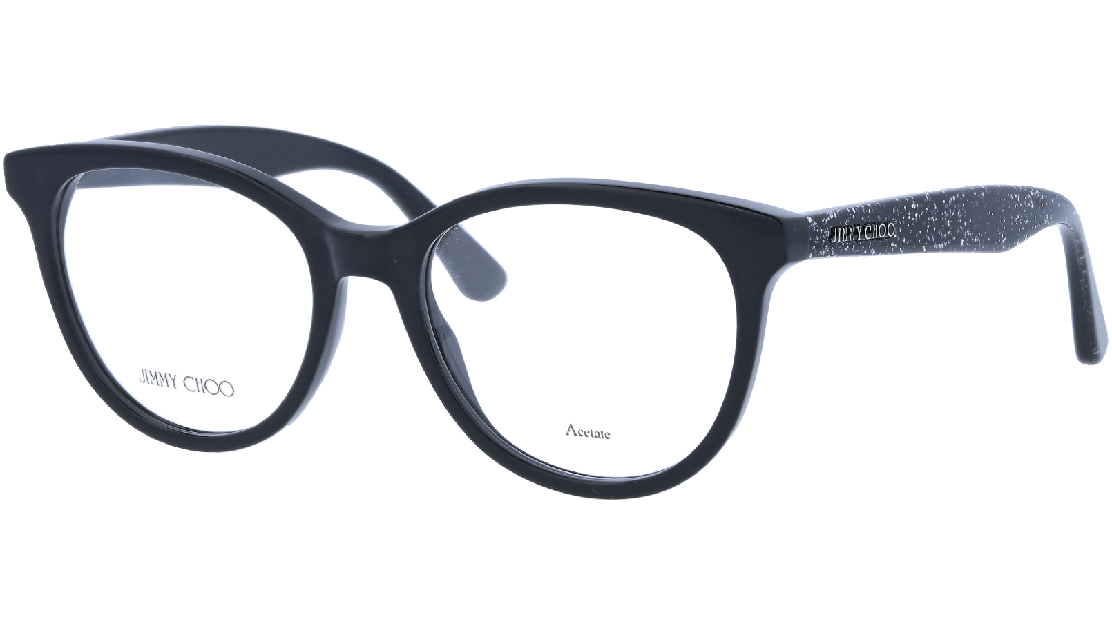 JIMMY CHOO JC205 NS8 52 BLACK Glasses