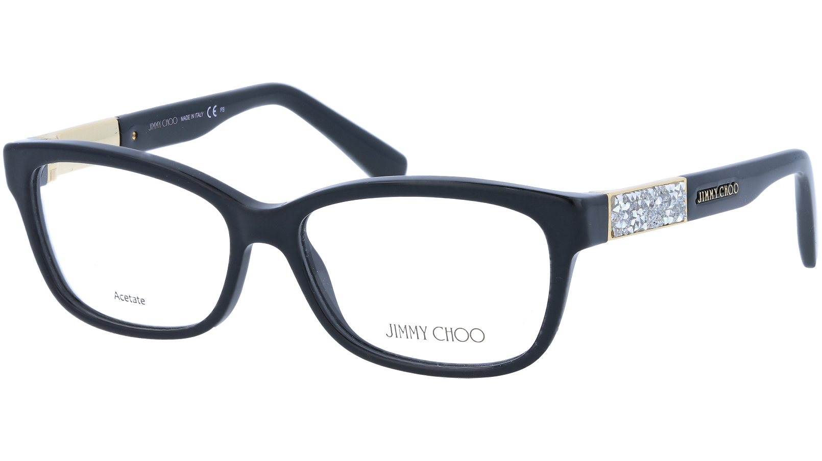 JIMMY CHOO JC110 29A 53 SHINY Glasses