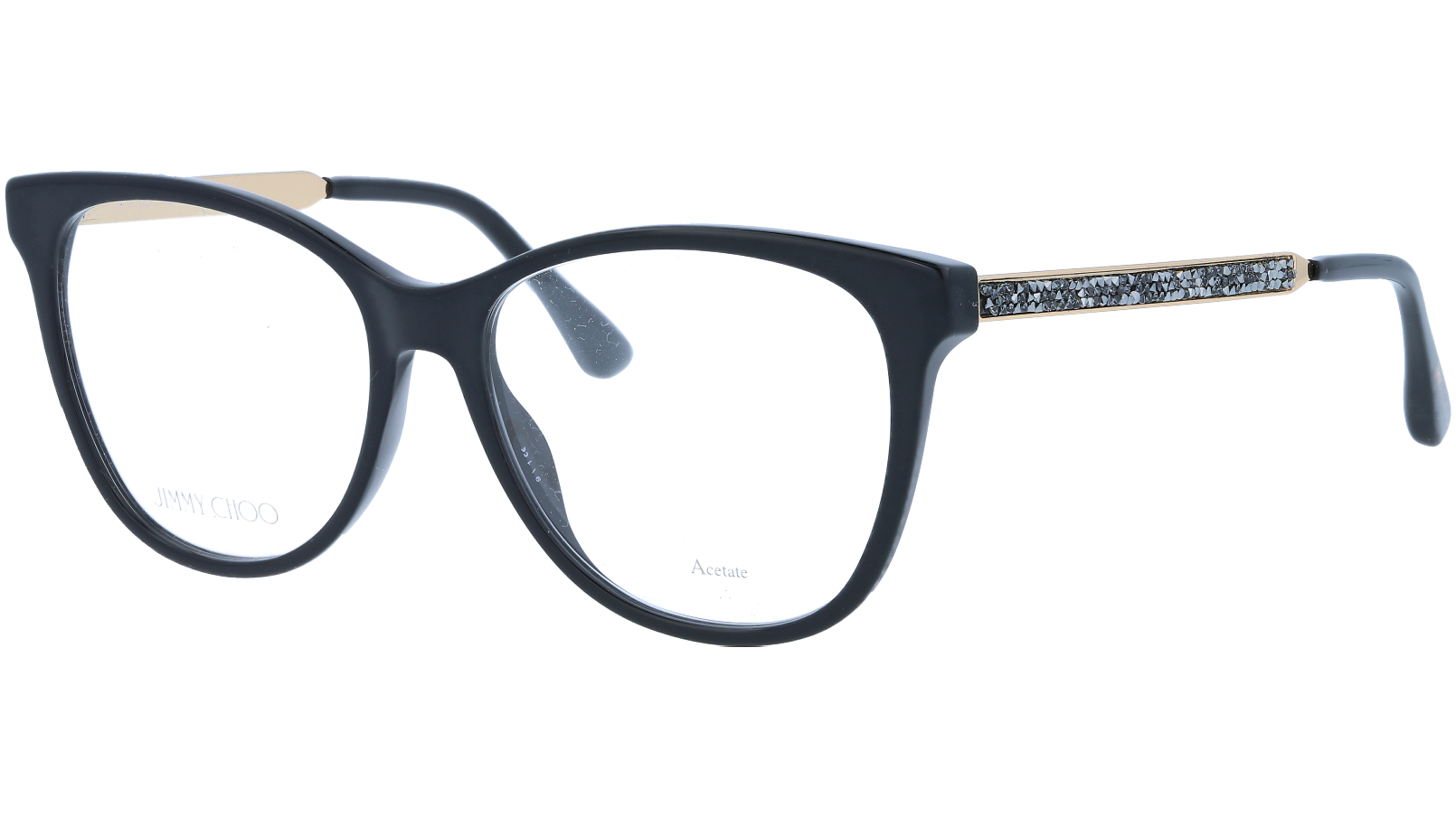 JIMMY CHOO JC199 807 53 BLACK Glasses