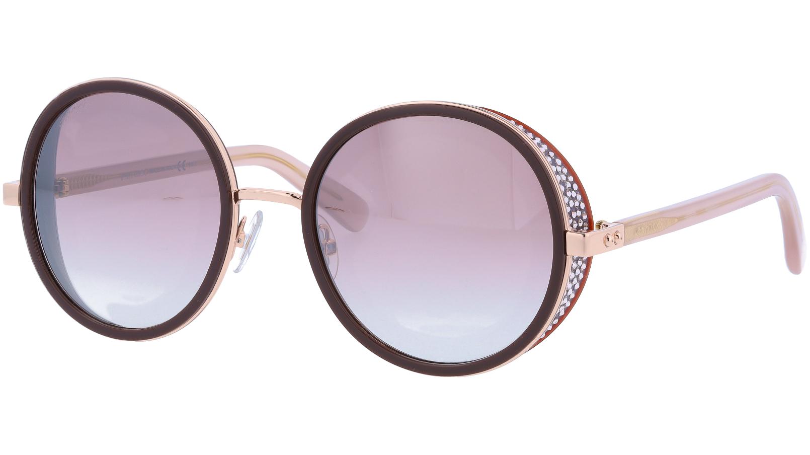JIMMY CHOO ANDIENS OT7NQ 54 PLUM Sunglasses