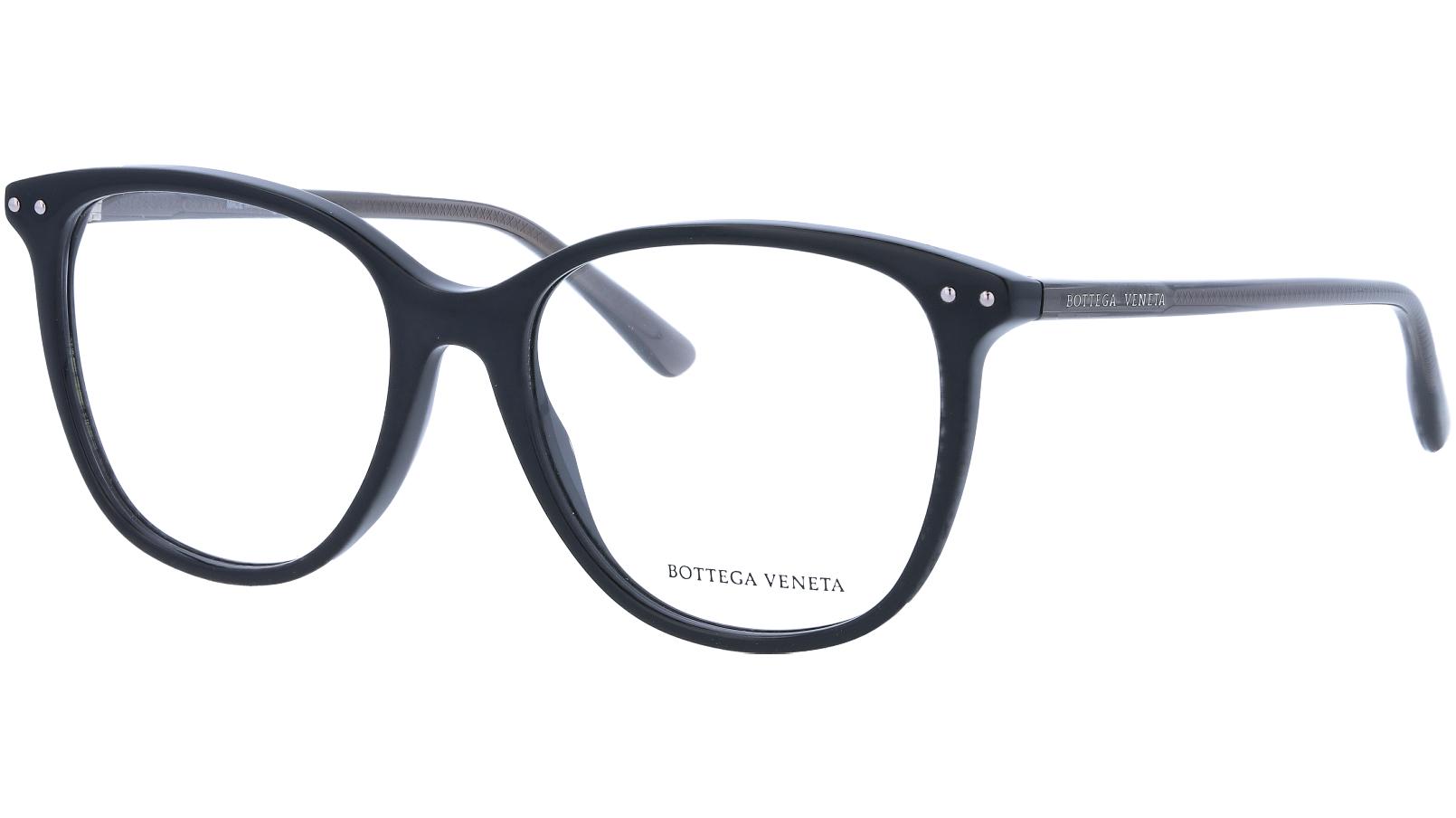 BOTTEGA VENETA BV0161O 001 52 BLACK Glasses