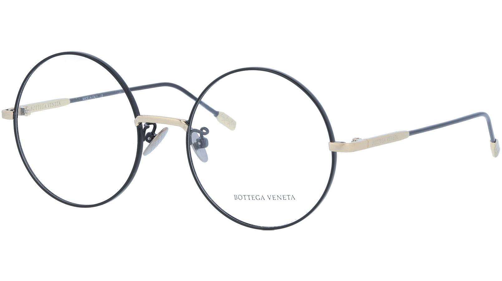 BOTTEGA VENETA BV0203O 001  52  BLACK Glasses